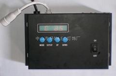 DMX512洗墙灯控制器