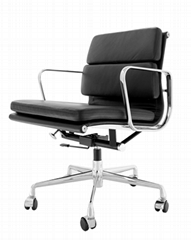 EAMES OFFICE CHAIR-SOFT PAD