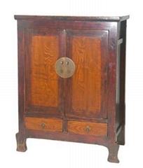 Chinese antique furniture medium cabinet