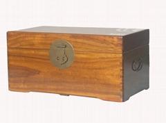 Chinese antique furniture camphor trunk