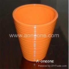 Ceramic flower pot (sc-0020)