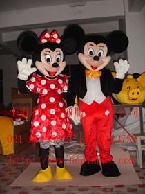 上海卡通服饰道具服装米老鼠 1