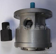 生產SXF-25雙向液壓齒輪油泵