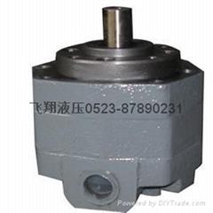 BB-B40内外泄漏齿轮泵
