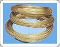 Galvanized low communication wire