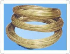 Galvanized low communication wire
