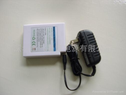 保暖鞋专用锂电池 5