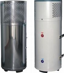 Monobloc Heat pump water heater