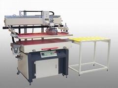 馬賽克玻璃絲印機、家電玻璃絲網印刷機、傢具木材平面絲印機