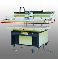 空调玻璃丝印机、移门玻璃丝印机