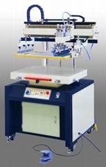 運動器材水貼標紙絲印機、服裝熱轉印紙絲網印刷機