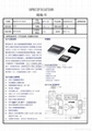 触摸屏控制IC  XPT204
