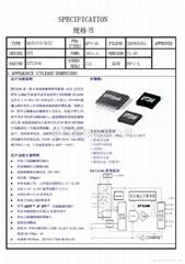 觸摸屏控制IC  XPT2046