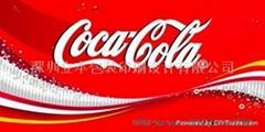 供应可口可乐标签