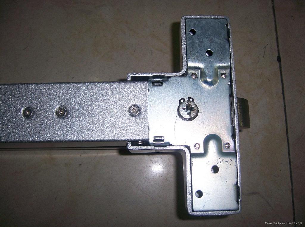 Panic exit lock 4