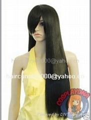 Kanekalon wigs-100%synthetic wigs