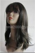 kanekalon lace wigs