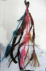 Synthetic feather hair extension  1000pcs/lot