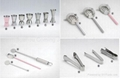 Stainless Steel Bar Accessory: Jigger, Stainer, Stirrer, Tong