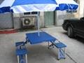 折疊桌椅 4