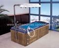 Vichy shower vichy spa hydraulic Massage