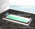 Building in bathtub massage jacuzzi surf whirlpool  2