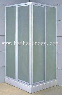 Never explode of plexiglass door acrylic shower panel shower ...