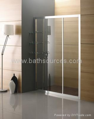 Product Image & Never explode of plexiglass door acrylic shower panel shower ...