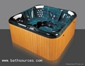 Hot tub SPA jacuzzi surf whirlpool