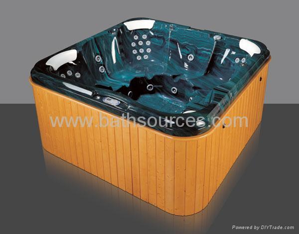 Hot tub SPA jacuzzi surf whirlpool bathtub 2