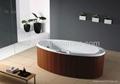 Hot tub SPA jacuzzi surf whirlpool bathtub 3