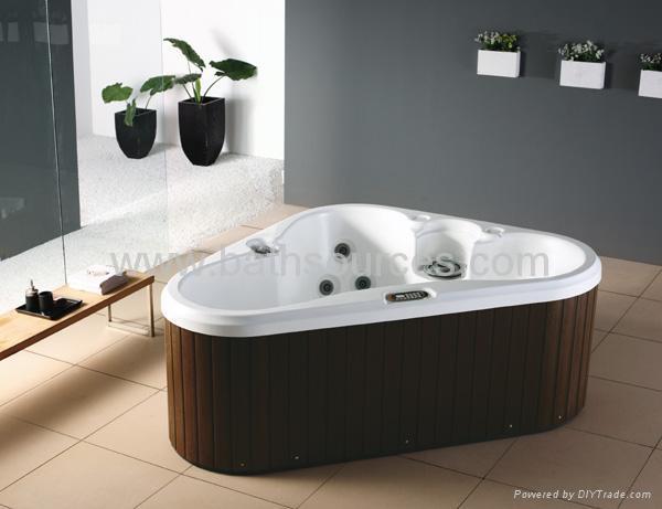 Hot tub SPA jacuzzi surf whirlpool bathtub 4
