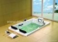 Building in bathtub massage jacuzzi surf whirlpool  4