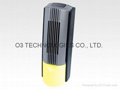離子空氣淨化燈
