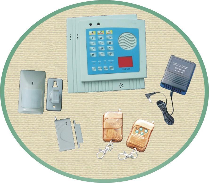 Autosecu Burglar Alarm System ATS-401 - Product Catalog - China -