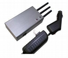GPS and Mobile phone Jammer 120B