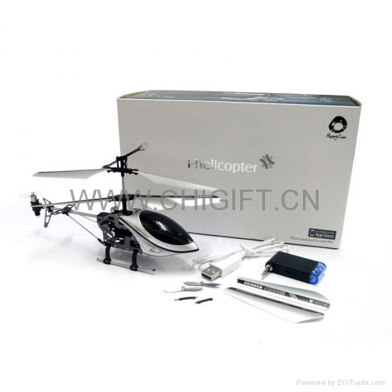 iHelicopter iDevice 3ch  iphone Controlled  Helicopter 777-170 2