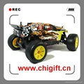 HSP Racing Gladiator 1:10 Scale Nitro Powered Off-Road Truggy RTR 94110