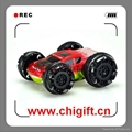 Double Side High Speed Racing RC Car Super double face R/C stunt car