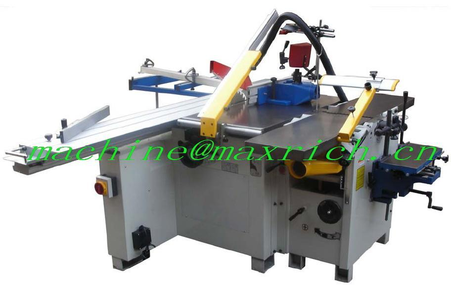combination machines woodworking
