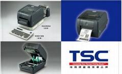 東莞中堂條碼機標籤機TSC 247/345條碼打印機