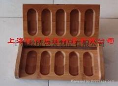 竹制精油盒