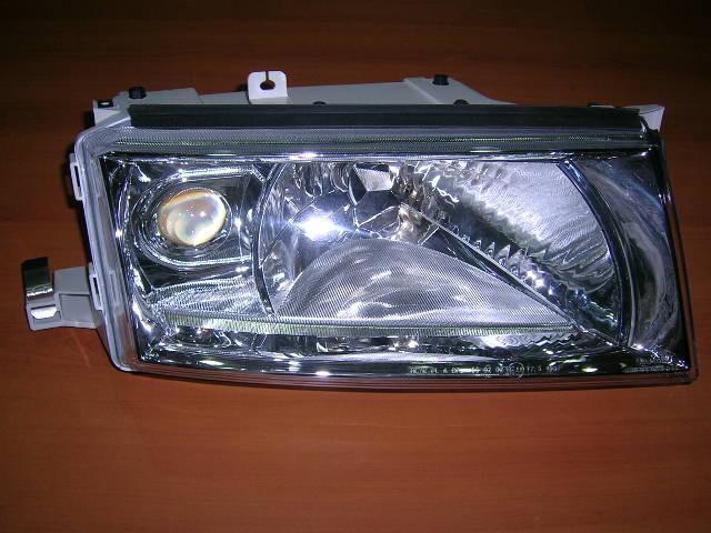 Skoda auto parts - OCT I New Headlight 1