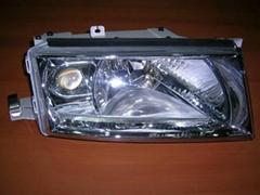 Skoda auto parts - OCT I New Headlight