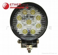 27w LED worklamps