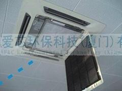 吸顶式空调空气净化消毒装置