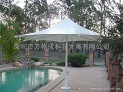別墅專用遮陽傘