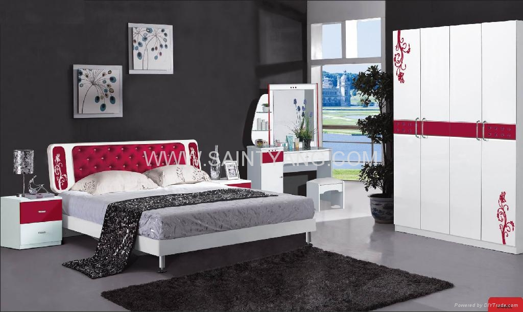 adult bedroom theme