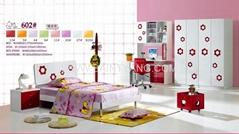 7602 Children Colourful Bedroom Set