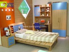 8810 Children Colourful Bedroom Set